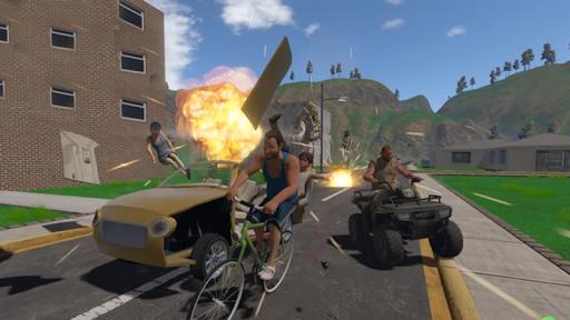 Happy Guts Racing - Glory Wheels Screenshots 1