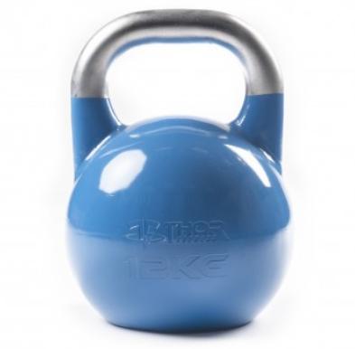 Kettlebell Competition 10kg - Ljusblå