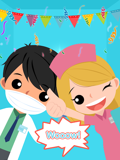 Kids Dentist; Kids Learn Teeth Care modavailable screenshots 18