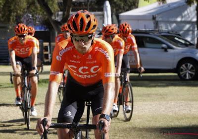 Van Hoecke, Van Hooydonck en Van Keirsbulck rijden Pino Cerami en Ronde van Wallonië