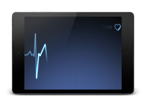 Instant Heart Rate Pro poster