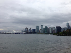 Photo: View from Stanley Park