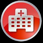 Больницы и страховые Icon
