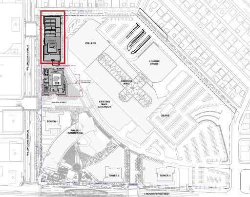 Tower 6 at 'Amazing Brentwood' to Include 443 Units