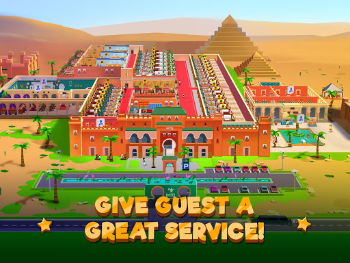 Hotel Empire Tycoon - Idle Game Manager Simulator 1.8.4 screenshots 9