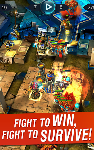 Defenders 2: Tower Defense Strategy Game screenshots 12