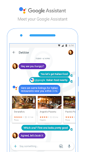 Google Allo- screenshot thumbnail