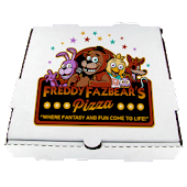 Freddy Fazbear Pizza Art