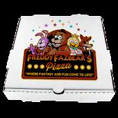 Freddy Fazbear Pizza Art