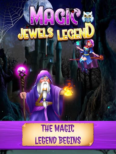 Magic Jewels Legend: New Match 3 Games for PC