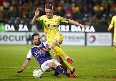 KVO-talent dat eerste basisplek versierde, kon na maandenlange darmproblemen niet bij Club Brugge blijven