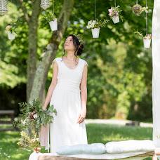 Wedding photographer Sébastien Huruguen (huruguen). Photo of 01.08.2016