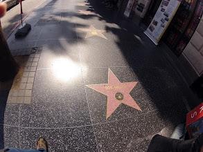 Photo: Hollywood Walk of Fame