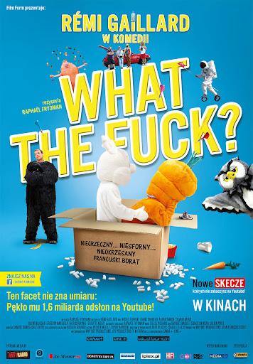 Polski plakat filmu 'What The Fuck?'