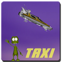 Flying Taxi icon