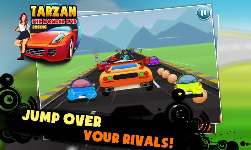 Tarzan The Wonder Car Racing APK 1 0 Download - Free Games
