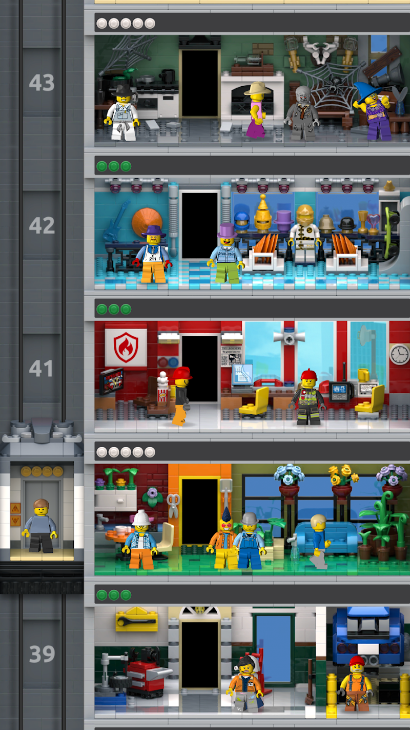 LEGO® Tower Screenshot 4