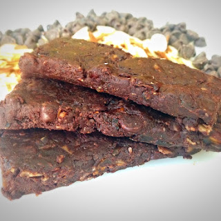 Raw Chocolate Energy Bars