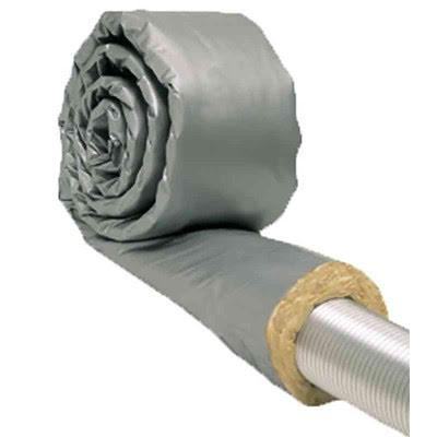 Kondensstrumpa för kanal 160 mm PE 30 mm Längd 4 meter