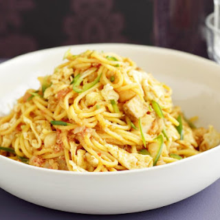 Malaysian Fried Noodles.
