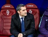 Ernesto Valverde revient sur son licenciement de Barcelone