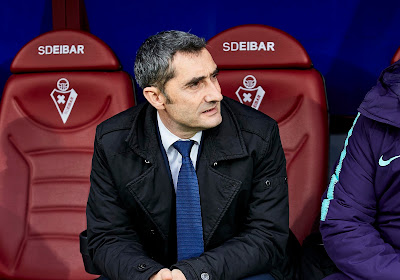 Quique Setién volgt wellicht Ernesto Valverde op als coach van Barcelona