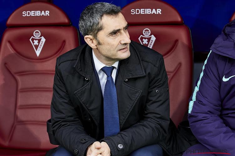 'Barcelona gaat opvolger van Valverde niet in Europa zoeken'
