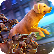 Zombie Dog Simulator 2017
