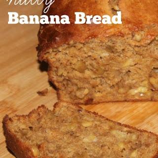 Nutty Banana Bread