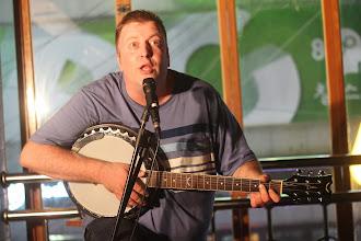Photo: Gus Swanda performing at: Ha Ha Hole More at: https://plus.google.com/photos/105999634356572746040/albums/5923300472469233025