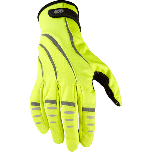 Teamwear Windshell Cycling Gloves