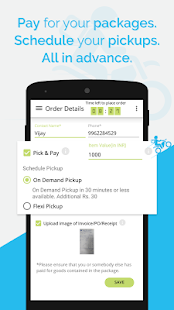 Vroom - Ride Sharing & On Demand Delivery- screenshot thumbnail