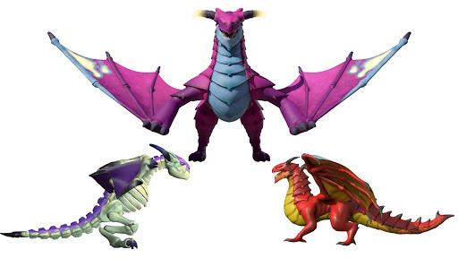 Sky Kingdoms: Dragon War 1.1.0 Screenshots 5
