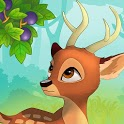 Animal Village-zoo & pet evolution games offline🦌 icon