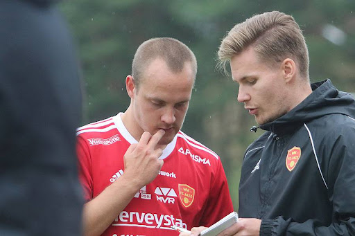 FC Jazzilla on ollut mietittävää pääkaupunkiseudun vierailujen jälkeen. Kuva: Urheilusuomi.com