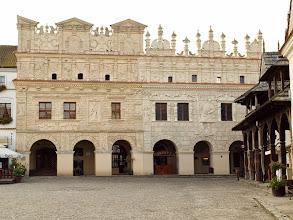 Photo: Kazimierz Dolny  Rynek Kamienice Przybyłów