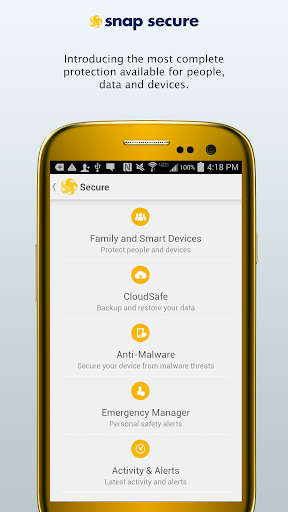 Snap Secure + Mobile Antivirus