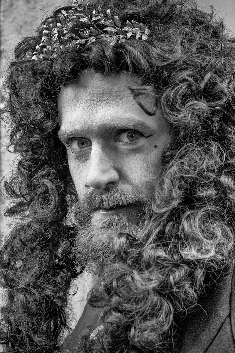 Lunghi capelli di Marcello Zavalloni