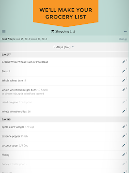 download plan to eat meal planner grocery list maker apk latest