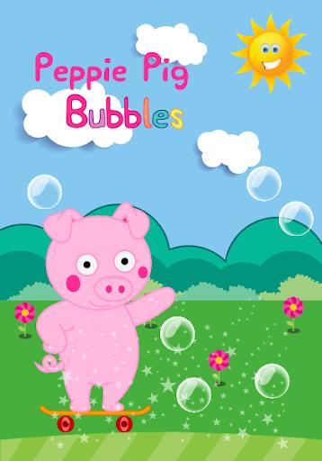 Peppie Pig Bubbles