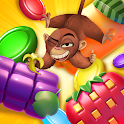 Monkey pranks icon