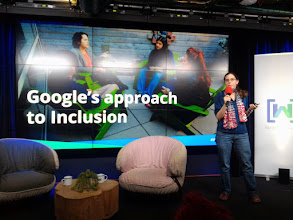 Photo: Google's approach to inclusion