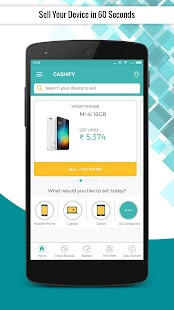 Cashify -Sell Used Phones & Laptops Screenshot