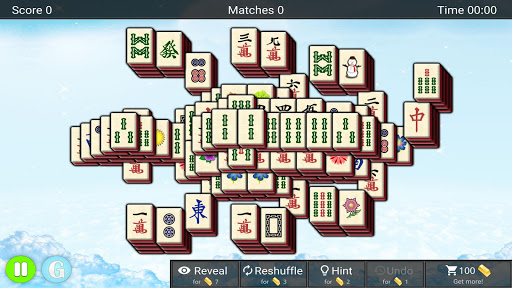 Mahjong apktram screenshots 5