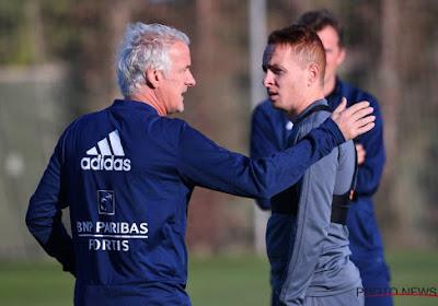 Plus que deux absences à Anderlecht pour débuter les playoffs