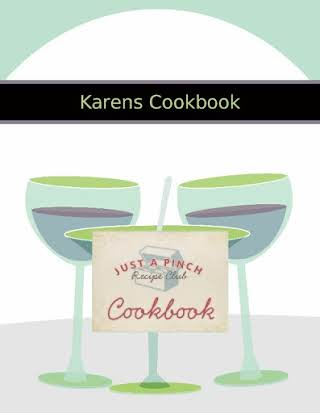 Karens Cookbook