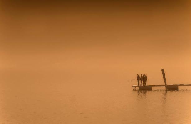 hidden lake di skafolder