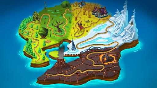 Classic Snake Adventures screenshot 2