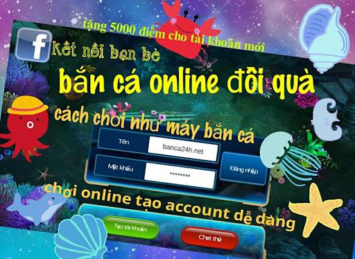 Bắn Cá - Fish Online