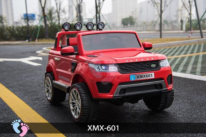 Xe hơi điện đồ chơi trẻ em XMX-601 4